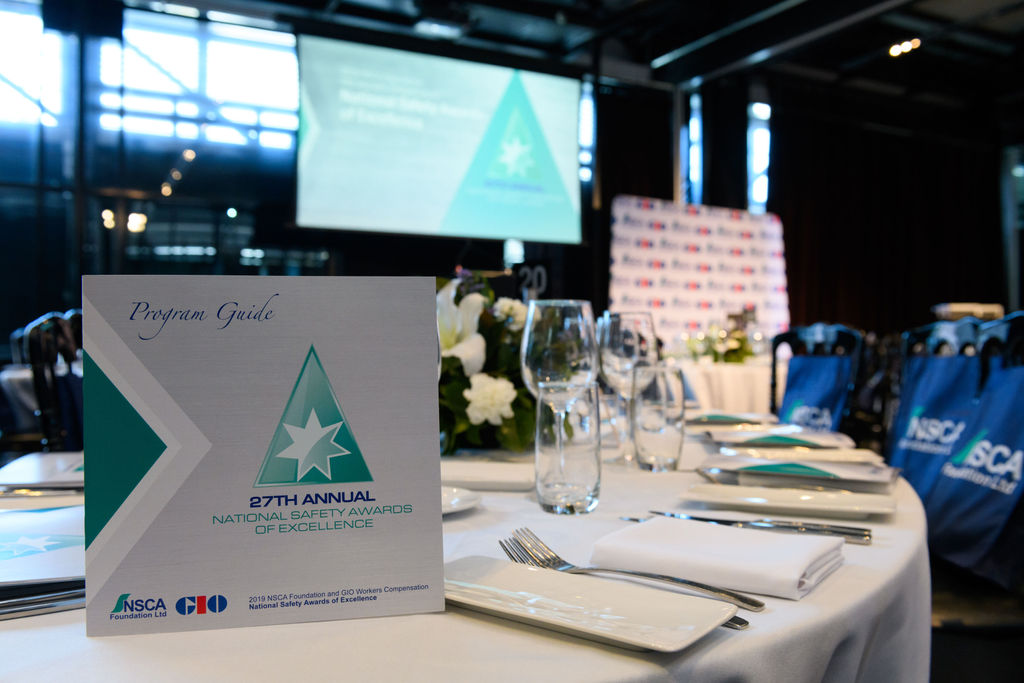 Teys Australia wins top award at the National Safety Awards of Excellence | Safe-T-Bulletin | NSCA Foundation