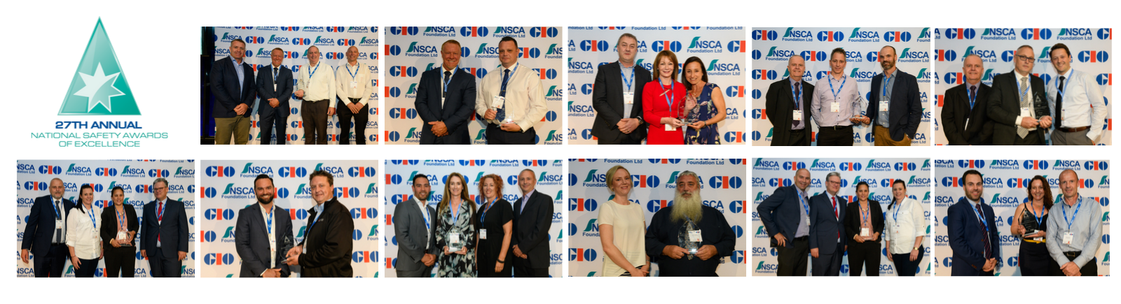 2019 National Safety Awards of Excellence - Winners