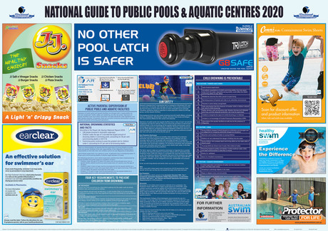 New Augmented Reality Guide Splashes into Public Pool Safety   NSCA Foundation newsletter Safe-T-Bulletin