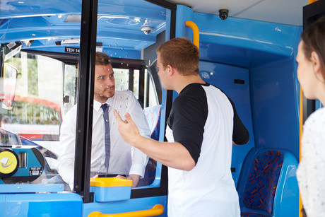 Ad campaign and SNOs to help promote Qld bus driver safety | Safe-T-Bulletin | NSCA Foundation