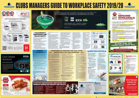 New Guide for Club Managers Helps to Implement Workplace Safety | NSCA Foundation news | Safe-T-Bulletin