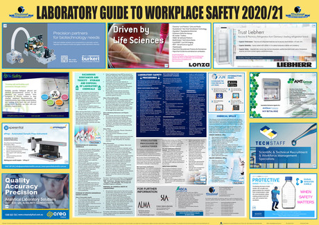 Making Safety in the Lab Your First Priority
