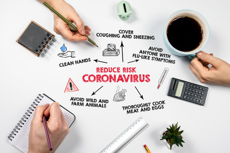 Coronavirus and the workplace — what employers need to know | NSCA Foundation newsletter Safe-T-Bulletin