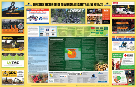 Forest Workers to Put Safety First | Safe-T-Bulletin | NSCA Foundation