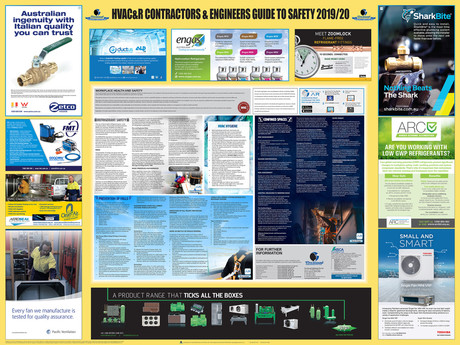 New Augmented Reality Safety Guide Reminds HVAC&R Workers to Put Safety First | NSCA Foundation newsletter Safe-T-Bulletin