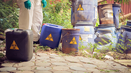 Man facing 55 charges over dangerous chemical stockpiles | NSCA Foundation Safe-T-Bulletin newsletter
