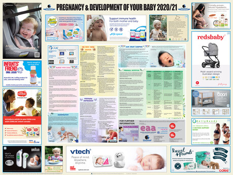 Keeping New and Expecting Parents informed with Augmented Reality Health and Wellbeing Guide