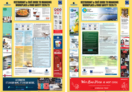 Restaurant & Café Guide to Managing Workplace & Food Safety 2020/21
