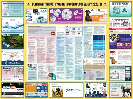 Interactive Augmented Reality Veterinary Industry Guide to Workplace Safety
