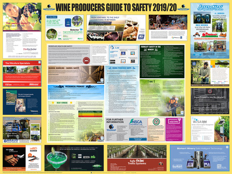 New Safety Guide Helps Wine Producers to Stay Safe at Work   NSCA Foundation Safe-T-Bulletin newsletter