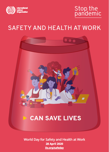 2020 World Day for Safety and Health at Work and Workers' Memorial Day